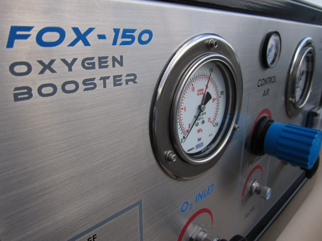 Oxygen Booster - Foxolution Systems Engineering CC