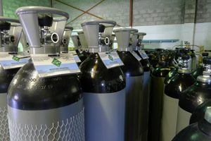 Gas Cylinders - Foxolution