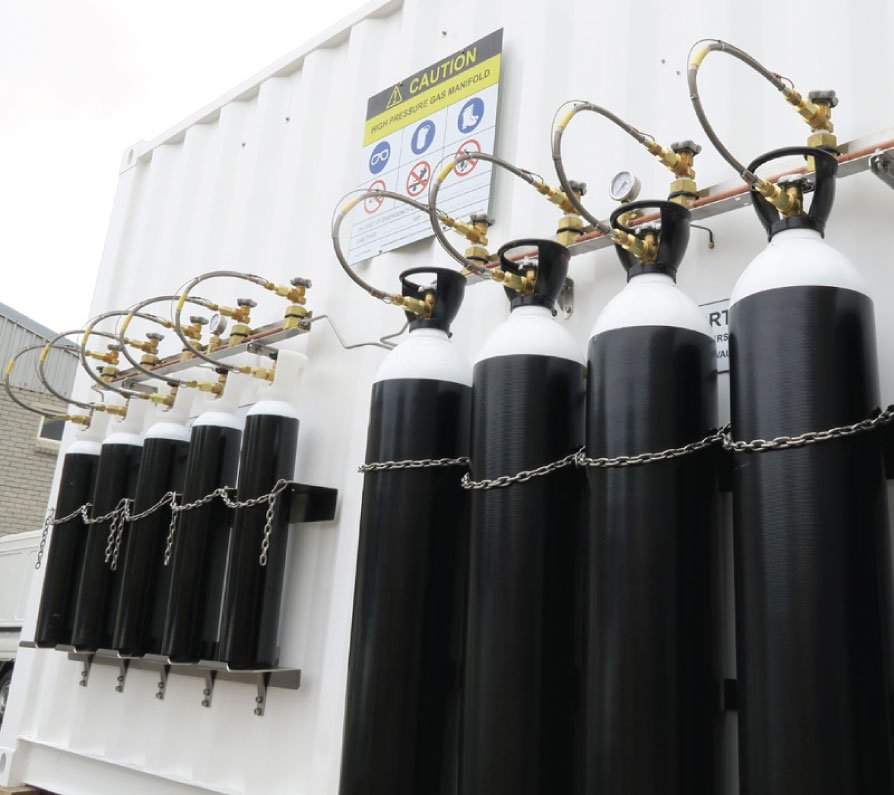 Oxygen Generating Systems Onsite Gas Production South
