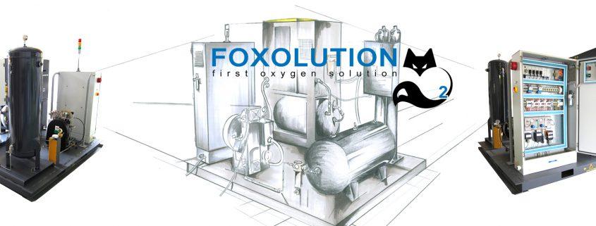 oxygen generator - Foxolution Systems Engineering CC