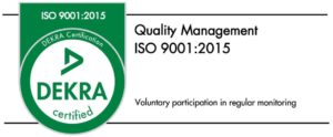 Dekra Certified - Quality Management