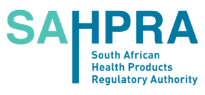 SAHPRA - South African Health Products Regulatory Authority - Certified